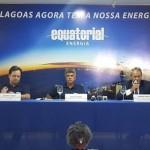 Executivos da Equatorial falam sobre o plano de investimentos no Estado
