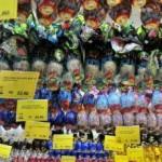 Ovos de Páscoa já estão sendo comercializados nos supermercados alagoanos