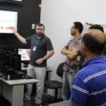 Sala de Alerta da Semarh é responsável pelo monitoramento climático e geológico dos bairros do Pinheiro, Bebedouro e Mutange