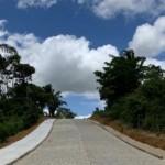 Acesso à Serra da Barriga está com 97% dos serviços concluídos e deverá ser entregue à população nos próximos meses
