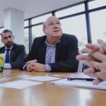 Anúncio foi feito nesta segunda pelo presidente (CEO) da empresa, Mário Veronezi, em reunião no Palácio República dos Palmares com o governador Renan Filho e os secretários de Estado