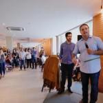 Governador Renan Filho ao lado dos empresários ressalta a força do turismo alagoano durante e a inauguração do novo hotel