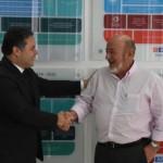 José Carlos Lyra e governador do Estado discutem e propõem soluções para impulsionar a economia do Estado