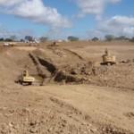 Obra de construção da Barragem Gravatá avança em Cacimbinhas