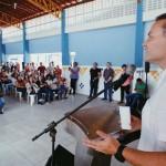 Governador Renan Filho assegura que novas escolas serão entregues às comunidades