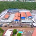 Vista aérea da Escola de Marechal Deodoro