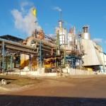 Unidade sucroenergética da Pindorama