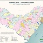 Disponível para download na internet, o acervo traz detalhes da dimensão territorial alagoana e informações atualizadas.