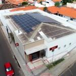 Agência do Banco do Nordeste tem sistema de energia alimentado com placa solar