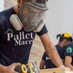 Empresa Pallet Maceió realizou um processo de expansão que envolveu a aquisição de um novo espaço, compra de equipamentos e contratação de novos funcionários