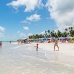 Maragogi, Japaratinga e São Miguel dos Milagres estão com os hotéis praticamente lotados durante o feriadão de Emancipação Política de Alagoas
