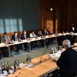 Governadores do Nordeste encerram viajem de negócios à Europa, na Alemanha