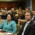 Renan Filho ao lados dos governadores do Rio Grande do Norte e do Ceará apresenta as potencialidades do Estado de Alagoas