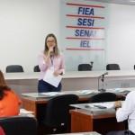 A consultora foi Maria Celeste Barroso, advogada e mestre em direito empresarial, especialista em sistemas de gestão integrados da qualidade, meio ambiente, segurança e saúde no trabalho e responsabilidade social