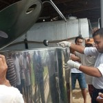 CPLA realiza coleta de leite