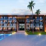 Resort em Ipioca, em Maceió, construído com o apoio do Banco do Nordeste