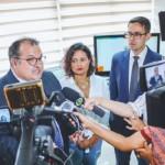Dados foram apresentados pelo secretário da Fazenda, George Santoro, durante coletiva de imprensa