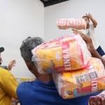 Produtos são distribuídos às 32 instituições cadastradas na campanha Nota Fiscal Cidadã