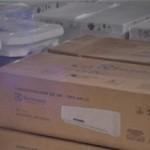 Equipamentos doados pela distribuidora Equatorial em combate à Covid 19