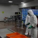 Ações de desinfecção no Aeroporto seguirão acontecendo para oferecer mais segurança aos turistas