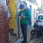 O atendimento porta a porta é mais um serviço disponibilizado pela Equatorial Energia Alagoas para os clientes de Maceió
