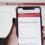 Emissão de CRLV agora é virtual
