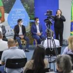 Secretário do Gabinete Civil, Fábio Farias, enaltece os investimentos liberados pelo Governo Federal representado pelo ministro da Cidadania, Onix Lorenzoni