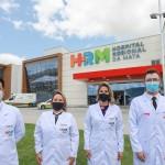 Hospital Regional da Mata é dotado de equipamentos modernos e profissionais capacitados