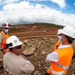 Secretário de Desenvolvimento Econômico Rafael Brito visita canteiro de obras da Mineração Vale Verde