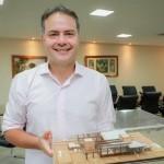 Governador apresenta a maquete do Aeroporto Costa dos Corais a ser construído em Maragogi