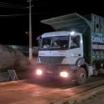 Caminhão do milhão é o símbolo do recorde na produção de cana