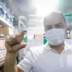 Governador Renan Filho afirma que a vacinação está avançado em Alagoas