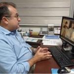 Secretário George Santoro lidera o projeto em diálogo permanente com o empresariado