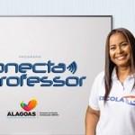 Conecta Professor facilitando a vida do docente