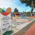 Comunidade Belo Jardim recebe obras estruturantes aprovadas e reconhecidas pela ONU