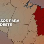 Região Nordeste sempre recebendo apoio institucional e financeiro do banco