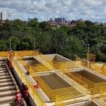 Estação de Tratamento de Esgoto construída no bairro do Farol está próxima de entrar em operação