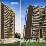 Edifício Blend 21, da R Pontes, também, estará no Salão da Ademi, para quem deseja morar bem